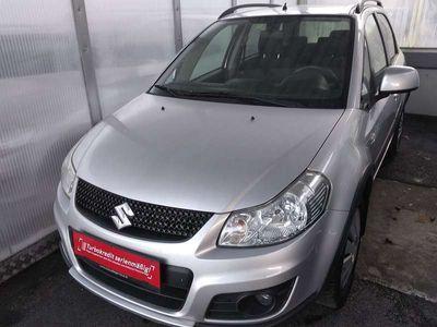 gebraucht Suzuki SX4 2,0 GLX DDiS deluxe 4WD SUV / Geländewagen