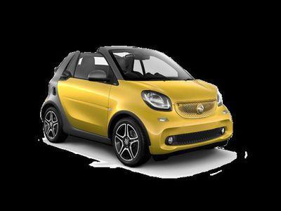 gebraucht Smart ForTwo Cabrio EQ