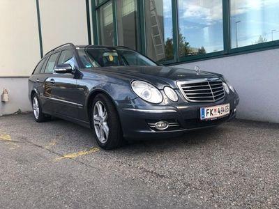 gebraucht Mercedes E280 Avantgarde A-Edition CDI