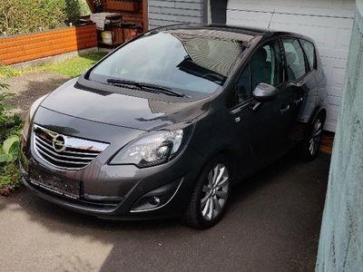 gebraucht Opel Meriva 1,4 Ecotec Turbo Cosmo Start