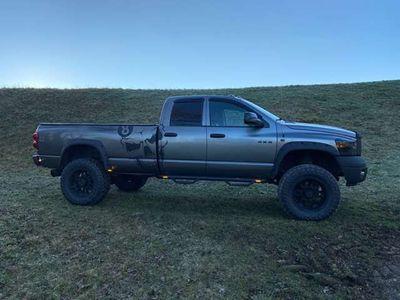 gebraucht Dodge Ram Longbed Cummins 4x4 6l Diesel