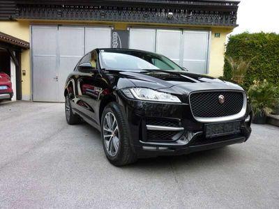 gebraucht Jaguar F-Pace 30d AWD R-Sport Aut. *Neuwertig*Panorama*Navi*