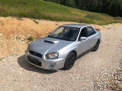 gebraucht Subaru Impreza WRX 2.0 Turbo guter Zustand + Serviceheft + Leder! Limousine