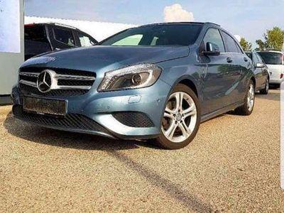 gebraucht Mercedes A180 Aut.