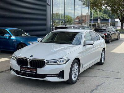 gebraucht BMW 520 520 d xDrive Limousine 48 V Aut., HiFi, Head-Up,...