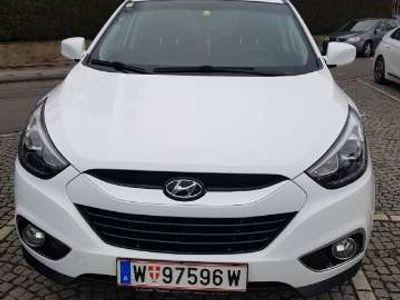 gebraucht Hyundai ix35 2,0 CRDi Limited Edition