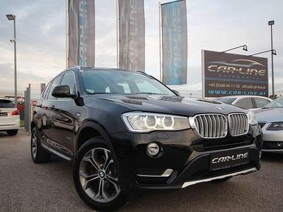 gebraucht BMW X3 xDrive 20d xLine Aut. Navi Komfortzugang Anhänger