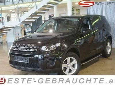 gebraucht Land Rover Discovery Sport TD4 2.0 Autom. Pure AHK PDC SHZ Bl
