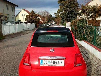 gebraucht Fiat 500C 1,2 Lounge Cabrio / Roadster