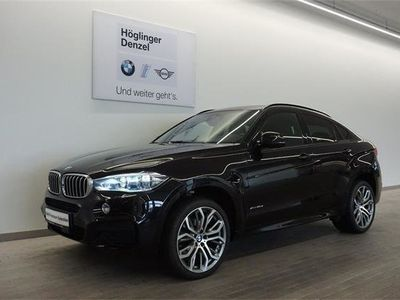 gebraucht BMW X6 xDrive40d Sport Activity Coupé Österreich-Pa... SUV / Geländewagen,