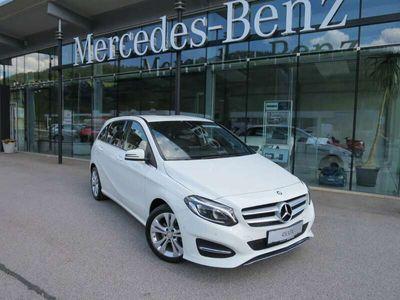 gebraucht Mercedes B200 CDI 4Matic Aut.*Urban*LED*Navi*Totwinkelassistent*