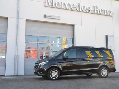 gebraucht Mercedes Vito Tourer Select 116 CDI lang 4x4 Aut.