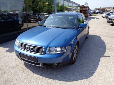 used Audi A4 3,0 V6 quattro