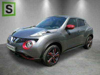 gebraucht Nissan Juke Acenta 1.6 CVT (Automatik)