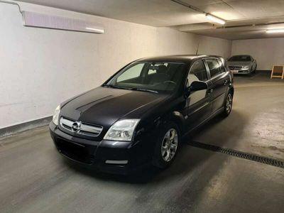 gebraucht Opel Signum 1,9 CDTI mit gültigem Pickerl ohne Mängel Kombi / Family Van