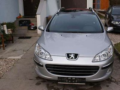 gebraucht Peugeot 407 SW Exclusive 2,0 HDI 136 (FAP)