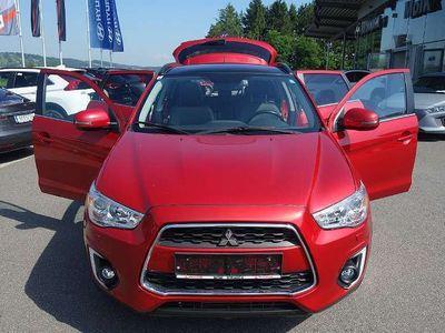gebraucht Mitsubishi ASX 1,6 DI-D LP Instyle SUV / Geländewagen