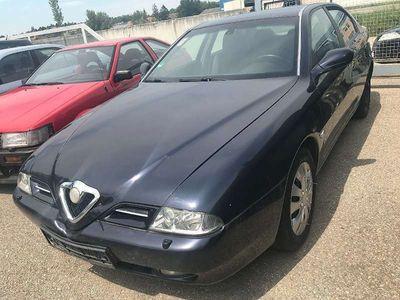 gebraucht Alfa Romeo 166 166 Alfa2,5 V6 24V Sportronic Limousine