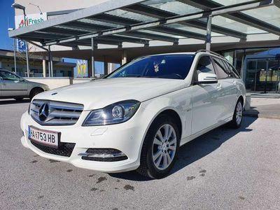 gebraucht Mercedes C200 C-KlasseCDI Bluefficiency - A-Edition Kombi / Family Van