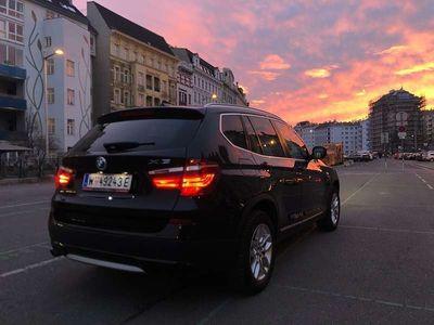 gebraucht BMW X3 xDrive20d Österreich-Paket Aut. SUV / Geländewagen
