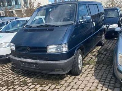 gebraucht VW Multivan T4Allstar Ds.