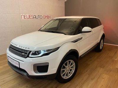 gebraucht Land Rover Range Rover evoque Pure 2,0 TD4 Aut. Allradantrieb Facelift