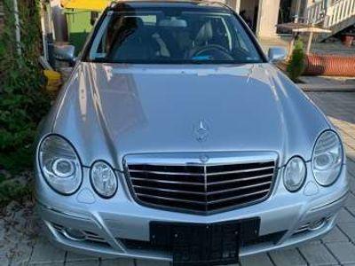 gebraucht Mercedes E500 E550 Sport 7G-TRONIC Avantgarde Sport US-Model