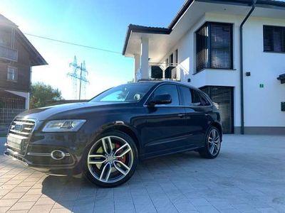 gebraucht Audi SQ5 plus 3,0 TDI quattro Tiptronic**1. Besitz*Pano*AHK