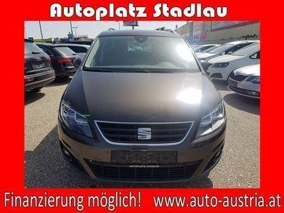 used Seat Alhambra Executive 2,0 TDI CR 4WD 7SITZE STANDH... Kombi / Family Van,