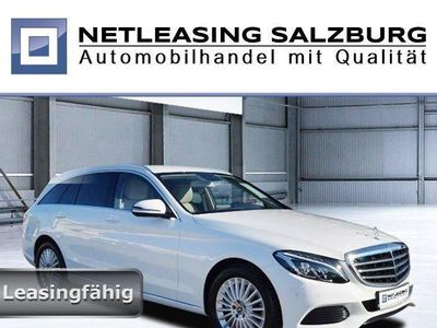 brugt Mercedes C300 T Exclusive+Navi+Business+Standhzg+LED-ILS