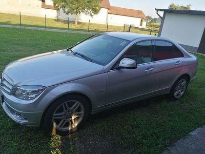 gebraucht Mercedes C320 C-KlasseCDI Avantgarde Limousine