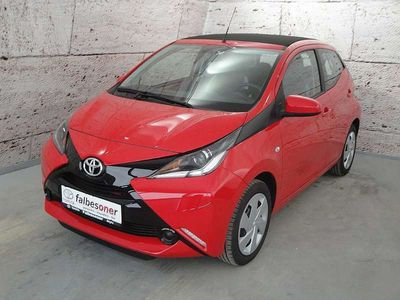 gebraucht Toyota Aygo 1,0 VVT-i x-play *OPEN AIR* VFW