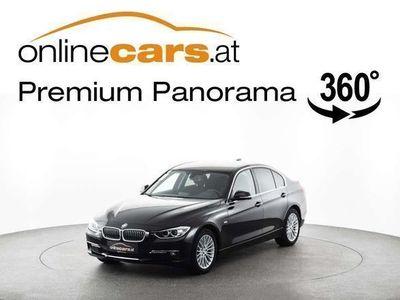 used BMW 320 3er-Reihe i xDrive Luxury-Line XENON Limousine,