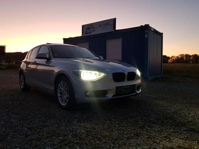 gebraucht BMW 118 1er-Reihe Diesel (F20) Österreich-Paket