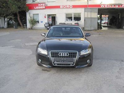 gebraucht Audi A5 Cabriolet 2,0 TFSI S-LINE