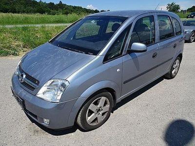 brugt Opel Meriva 1,7 Flexxline CDTI Kombi / Family Van,