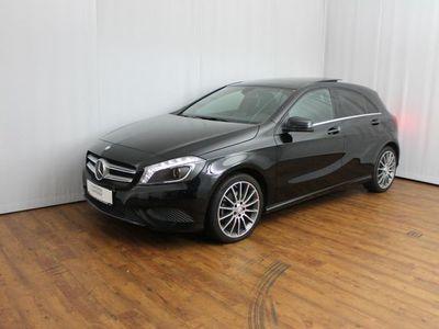 gebraucht Mercedes A220 CDI BlueEfficiency 4MATIC Aut.