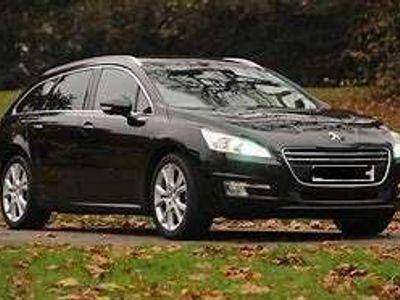 "gebraucht Peugeot 508 sw 2.0 HDI Professional line ""Panoramadach "" Kombi / Family Van"