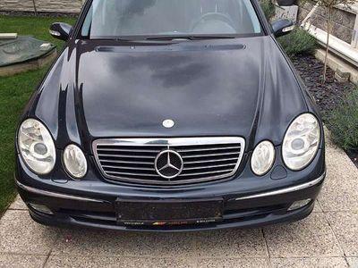 gebraucht Mercedes E220 CDI Limousine