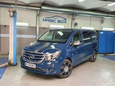 gebraucht Mercedes Vito Tourer Pro 116 BlueTEC