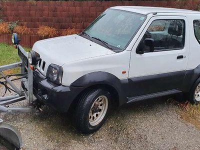 gebraucht Suzuki Jimny 4x4 SUV / Geländewagen