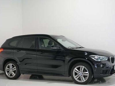 gebraucht BMW X1 sDrive18D Aut./Sport-Line/Navi/LED