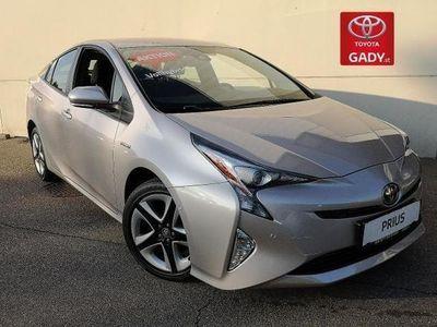 gebraucht Toyota Prius 1,8 VVT-i Hybrid Lounge + SIPA + WR Navi