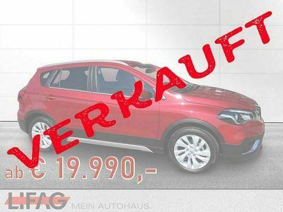gebraucht Suzuki SX4 S-Cross Hybrid 4x4 shine *ab € 19.990-*