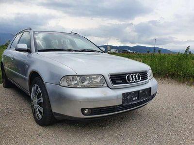 gebraucht Audi A4 1.9 TDI quattro Avant quattro 1,9 TDI *Klimaaut.