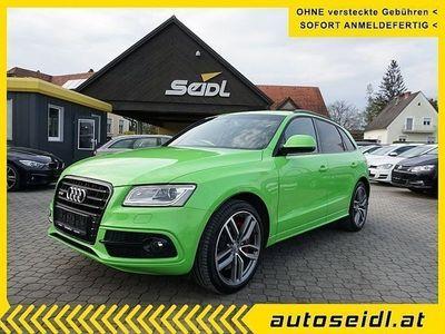 gebraucht Audi SQ5 3,0 TDI competition quattro Tiptronic *Individual