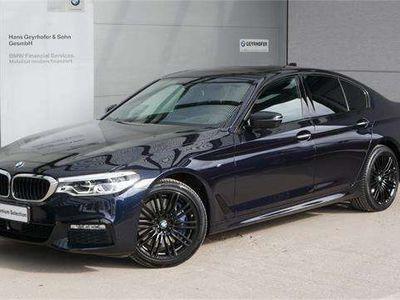 gebraucht BMW 540 5er-ReihexDrive Aut. Limousine