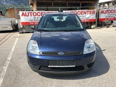gebraucht Ford Fiesta Ambiente 1,3 8V