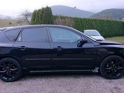 gebraucht Mazda 3 2.0l tdi Kintaro MZR-CD Klein-/ Kompaktwagen