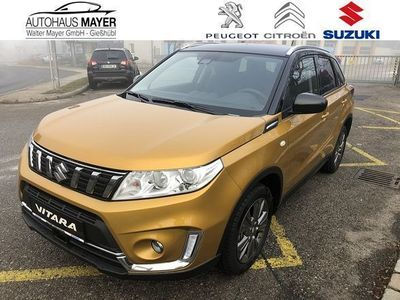 gebraucht Suzuki Vitara 1,4 DITC ALLGRIP shine Aut.